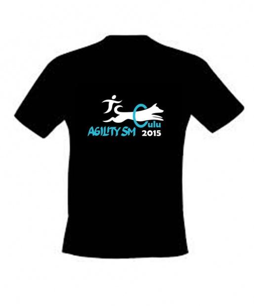 Myyntituote paita Agility SM2015-kisoissa