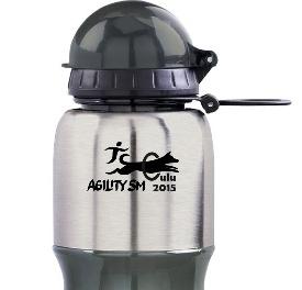 Myyntituote juomapuollo Agility SM2015-kisoissa